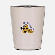 BIG BAND Shot Glass