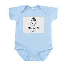Keep Calm and Malakai ON Body Suit