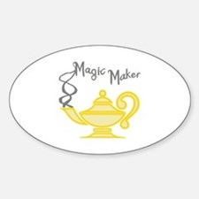 MAGIC MAKER Decal