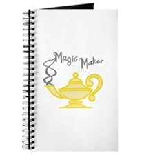 MAGIC MAKER Journal