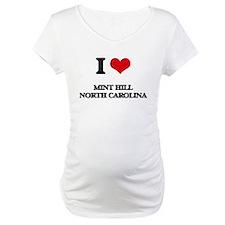 I love Mint Hill North Carolina Shirt