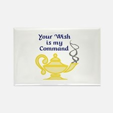 WISH IS MY COMMAND Magnets