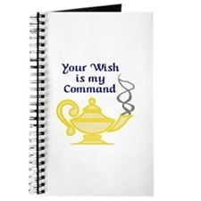 WISH IS MY COMMAND Journal
