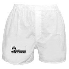 Cute Ramones Boxer Shorts