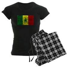 Distressed Senegal Flag Pajamas