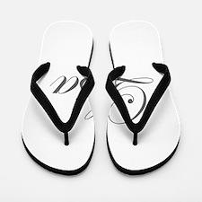 Lisa-Edw gray 170 Flip Flops