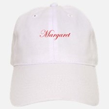 Margaret-Edw red 170 Baseball Baseball Baseball Cap