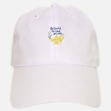 CAREFUL WHAT YOU WISH Baseball Baseball Baseball Cap