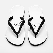 Marilyn-Edw gray 170 Flip Flops