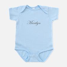 Marilyn-Edw gray 170 Body Suit