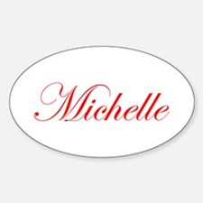 Michelle-Edw red 170 Decal