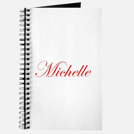Michelle-Edw red 170 Journal