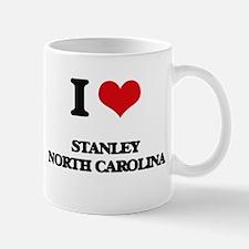 I love Stanley North Carolina Mugs