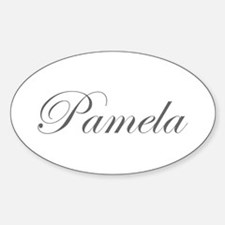 Pamela-Edw gray 170 Decal