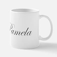 Pamela-Edw gray 170 Mugs