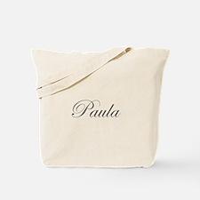 Paula-Edw gray 170 Tote Bag