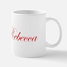 Rebecca-Edw red 170 Mugs