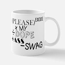 PEMDAS Please Excuse My Dope Ass Swag Mug