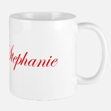 Stephanie-Edw red 170 Mugs