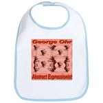 George Ohr Abstract Expressio Bib