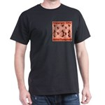 George Ohr Abstract Expressio Dark T-Shirt