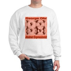 George Ohr Abstract Expressio Sweatshirt