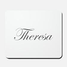 Theresa-Edw gray 170 Mousepad