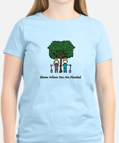 Bloom Where Planted T-Shirt