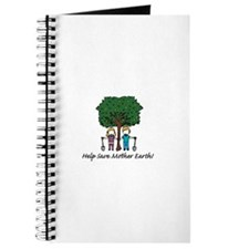 Help Mother Earth Journal