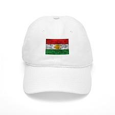 Distressed Kurdistan Flag Baseball Baseball Cap