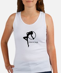 Unique Hoops Women's Tank Top