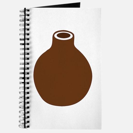 Brown Vase Journal