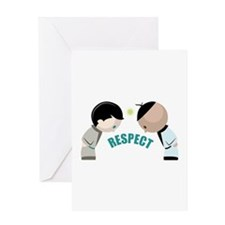 Respect Greeting Cards