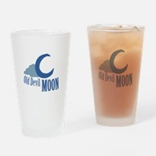 Old Devil Moon Drinking Glass