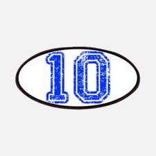 10-Col blue Patch