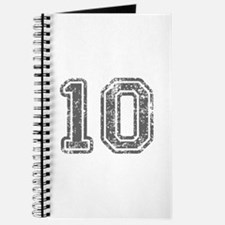10-Col gray Journal