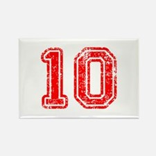 10-Col red Magnets
