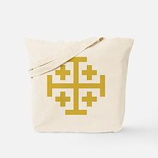Crusaders Cross Tote Bag