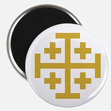 Crusaders Cross Magnet