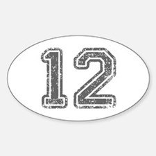 12-Col gray Decal