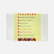 Teachers Shape the Future Magnets