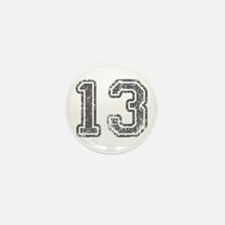 13-Col gray Mini Button (10 pack)