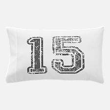 15-Col gray Pillow Case