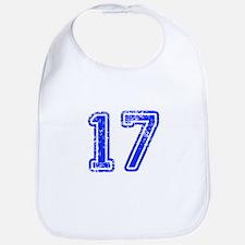 17-Col blue Bib