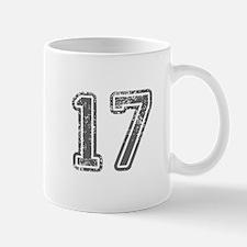 17-Col gray Mugs