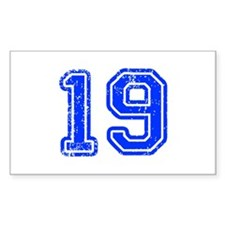 19-Col blue Decal