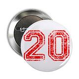 Softball number 20 100 Pack