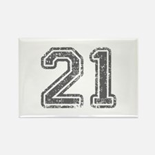 21-Col gray Magnets