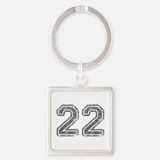 22-Col gray Keychains