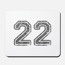 22-Col gray Mousepad